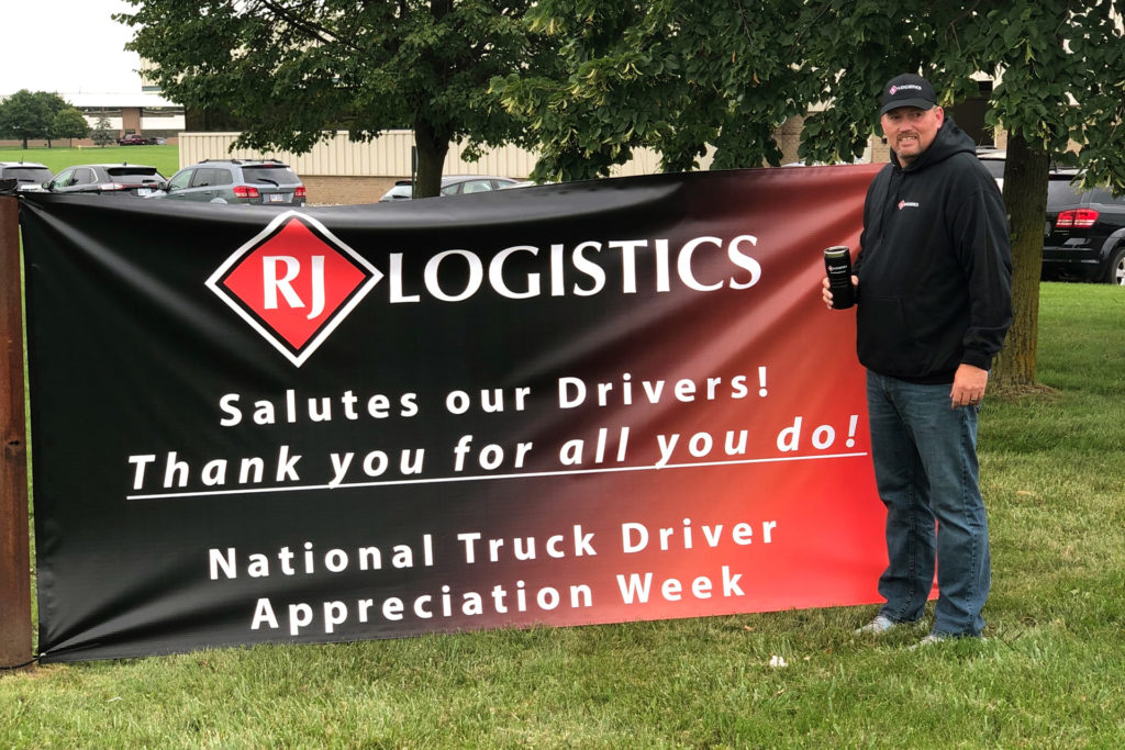 Honoring our Drivers – National Truck Driver Appreciation Week (NTDAW)
